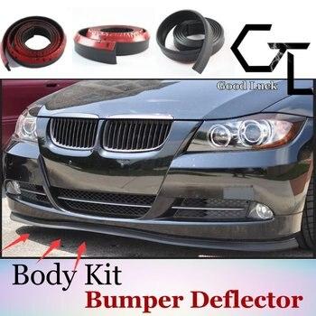 Accesorios de reposición automotriz/Kits de carrocería/Pala de barbilla frontal para BMW/antiarañazos/alta calidad /parachoques labio