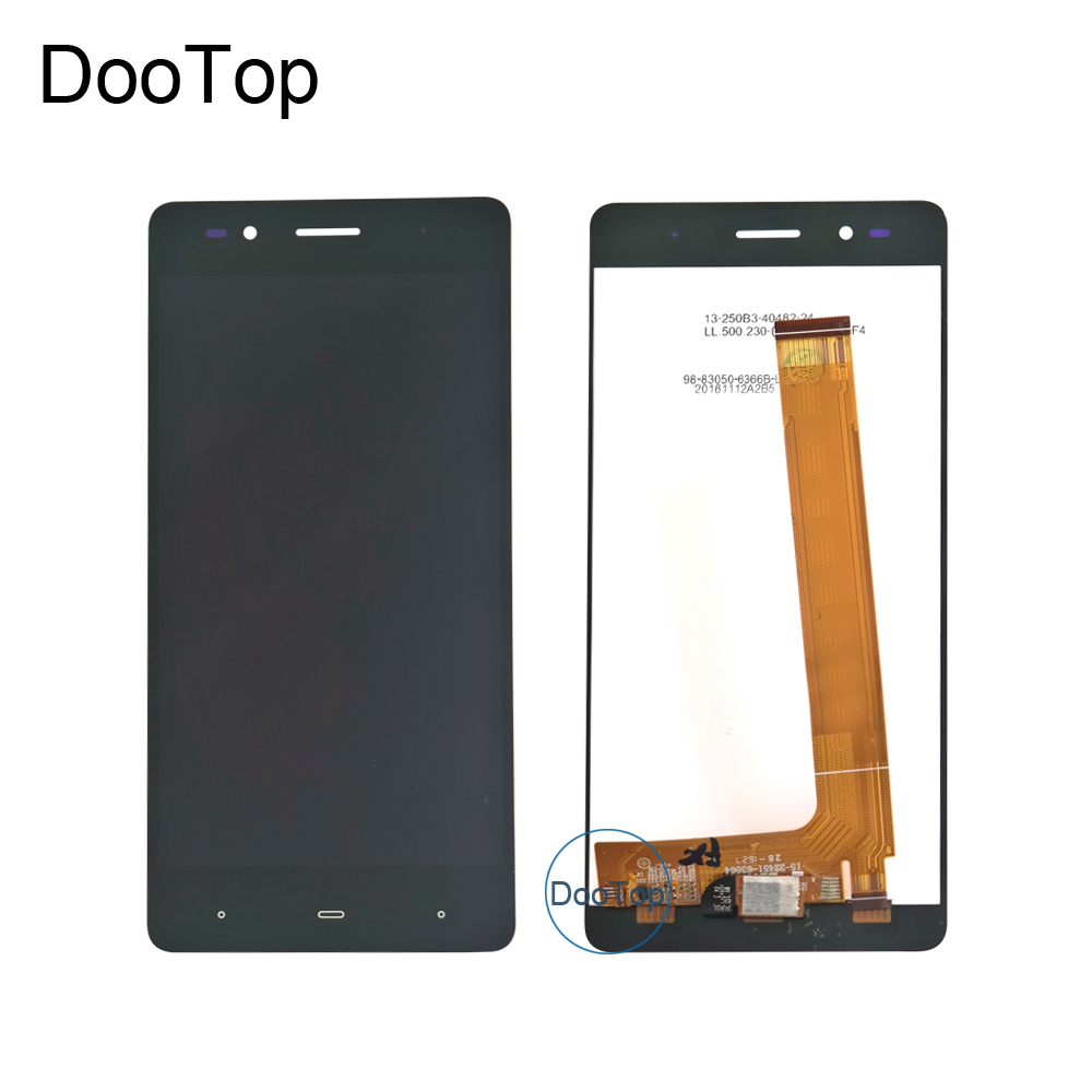 Test ok For Highscreen Power ICE Evo LCD Display Touch Screen Digitizer Sensor Assembly