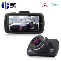 Car DVR Ambarella A7LA70 Camera GPS With Speedcam 1296P Full HD 1080p 60Fps DVR Recorder Dash