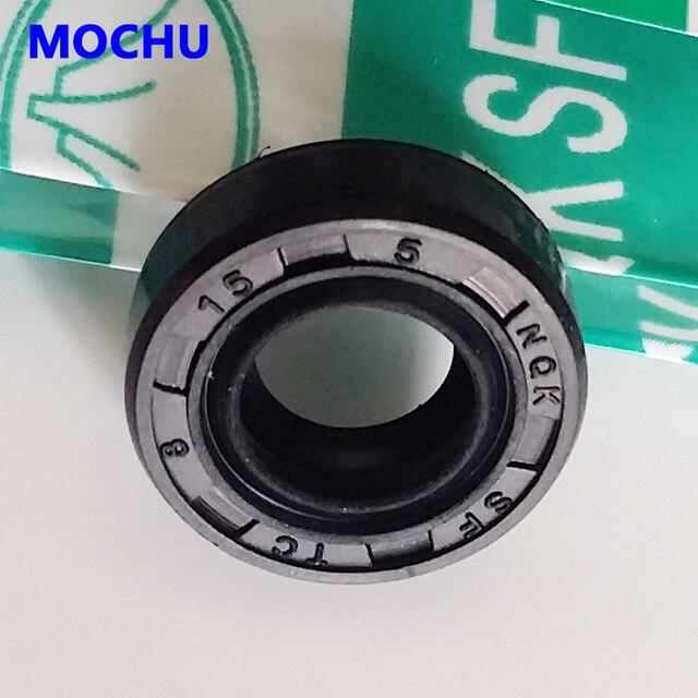 10ピースnqk 8 × 15 × 5 TC8x15x5 nbrスケルトンオイルシール8*15*5シールnqk高品質シールラジアルシャフトシール