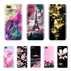 На Алиэкспресс купить чехол для смартфона fashion phone cases for redmi s2 6a 5 plus 4a for pocophone f1 xiaomi redmi note 4 4x 5 5a 6 pro prime silicone case back cover