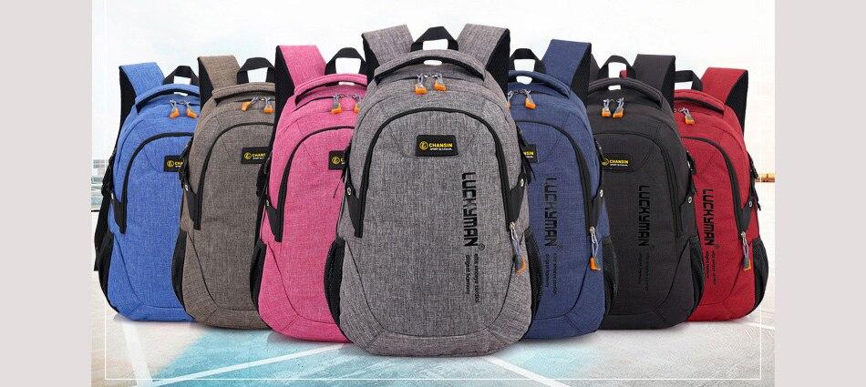 8cdffb80c856 HTB1yTltXFHM8KJjSZFwq6AibXXa9 Unisex School Bag Waterproof Nylon Brand New  Schoolbag Business Men Women Backpack Polyester Bag Shoulder