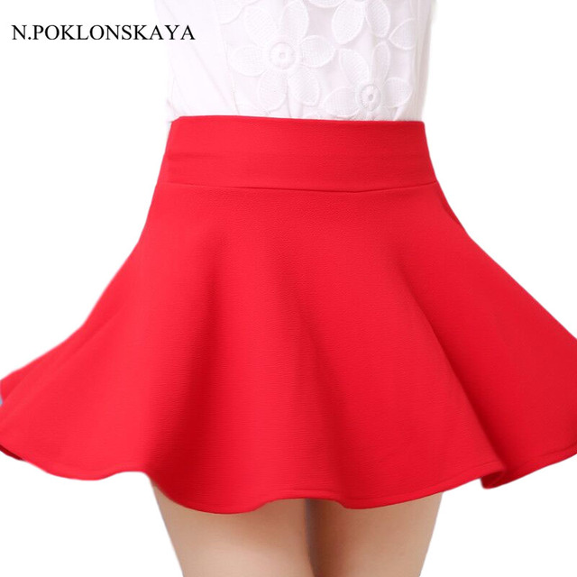 Aliexpress.com : Buy N.POKLONSKAYA 2017 Summer Skirts for Women ...