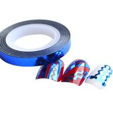 Nail Rolls Striping Tape DIY 3D Nail Art Tips Decoration Stickers u6815