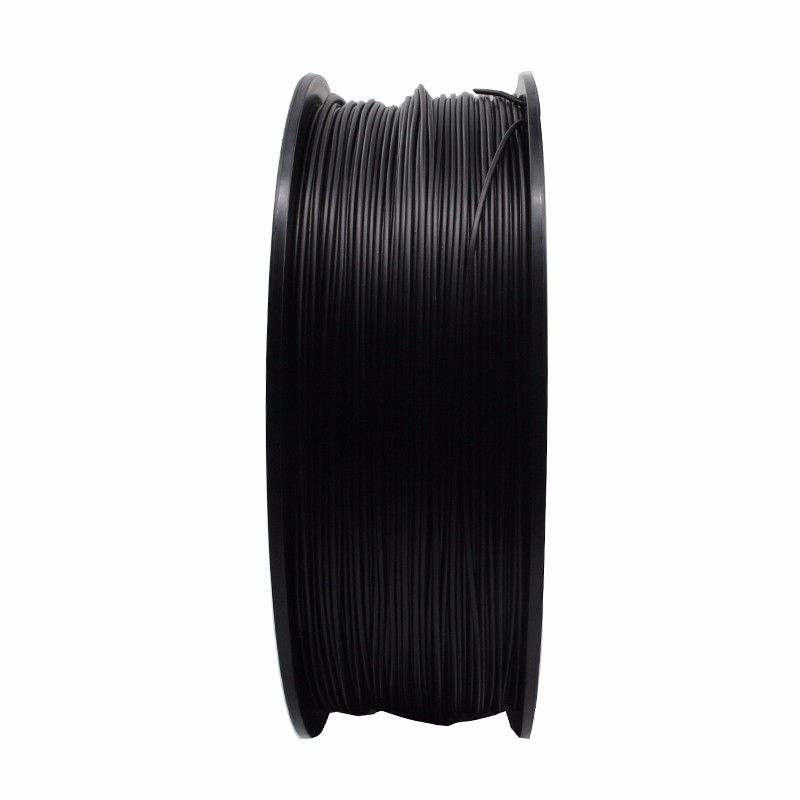 0.8KG PA-CF Carbon Fiber Reinforced Nylon 3D Printer Filament FDM Material 1.75MM PA Carbon Fiber