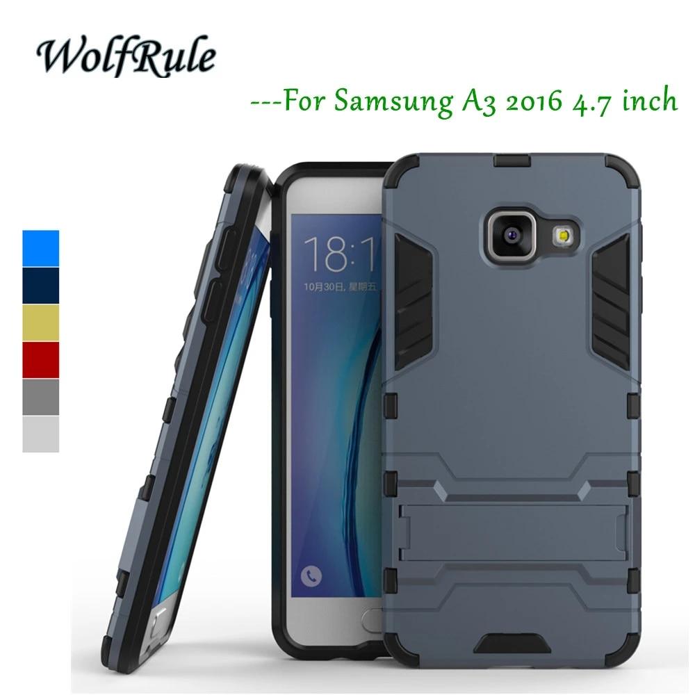Coque de téléphone sFor Samsung Galaxy A3 2016 housse TPU support en plastique étui pour Samsung Galaxy A3 2016 étui A310F pour Samsung A3 2016