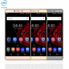Vkworld T1 Plus 6 inch Quad Core 4G Smartphone Android 6.0 2GB RAM 16GB ROM 1280×720 13MP MT6735 Dual SIM Cards LTE Mobile Phone