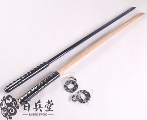 Image 2 - טובה איכות קנדו Shinai Bokken עץ חרב סכין צובה, קטאנה nihontou גידור אימון קוספליי COS אימון חרבות