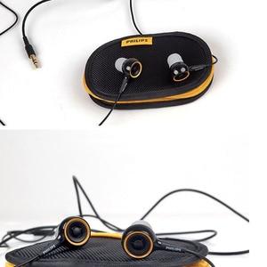 Image 4 - Originele Philips SHE6000 Oortelefoon Sport Headset In Ear Running Oorkussen voor xiaomi Galaxy S9 S9Plus Officiële Certificering