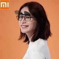 Xiaomi Mijia TS солнцезащитные очки клип-тип ультралегкие очки для вождения Модные Простые против УФ-лучей типа А и B защитные глаза для мужчин жен...