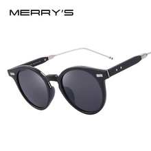 MERRY'S Women Retro Sunglasses Men Classic Sunglasses Folding Frame Summer Shades S'8382