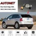 Seguro coches de copia de seguridad de la cámara de visión trasera para Ford Edge SEL 2011, 2012, 2013, 2014 de la visión nocturna de la Cámara de estacionamiento/licencia placa cámara