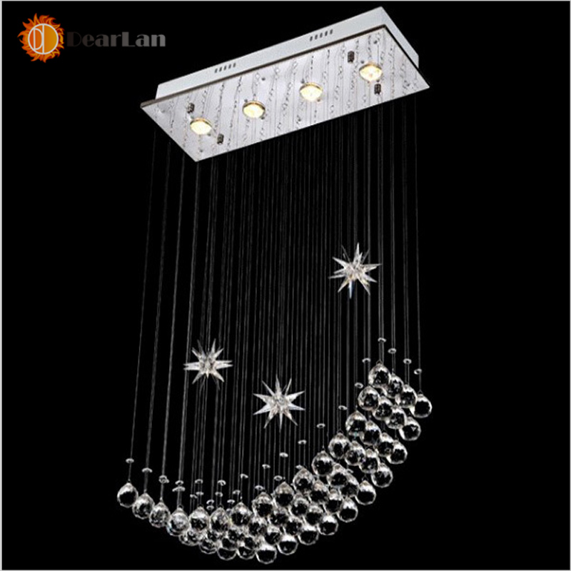 ФОТО L500*W200*H700(MM),Wholesale Price,Hot Selling Chandelier,Fashion Modern K9 Crystal Chandelier Fixture Crystal Lamps For Homes