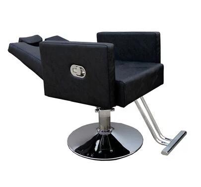 Salon Furniture New Fashion Barber Chair Upside Down Chair Dsgfsr Rtewt Barber Shop Lift Chair Hair Salon Exclusive Tattoo Chair.