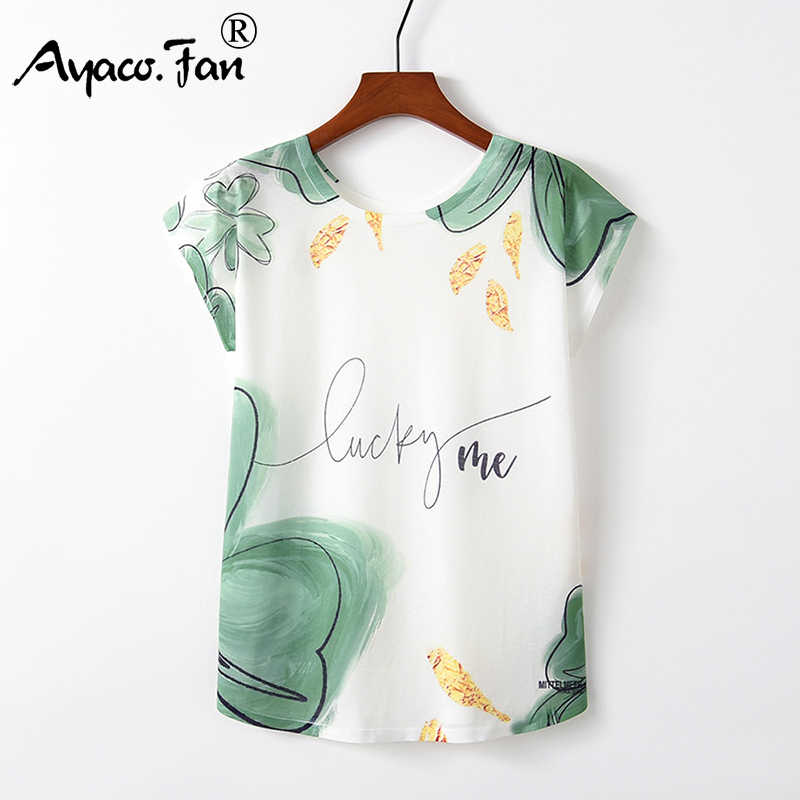 215ed63e Summer Autumn Women T Shirts for Girls Harajuku Kawaii Cute Style ...