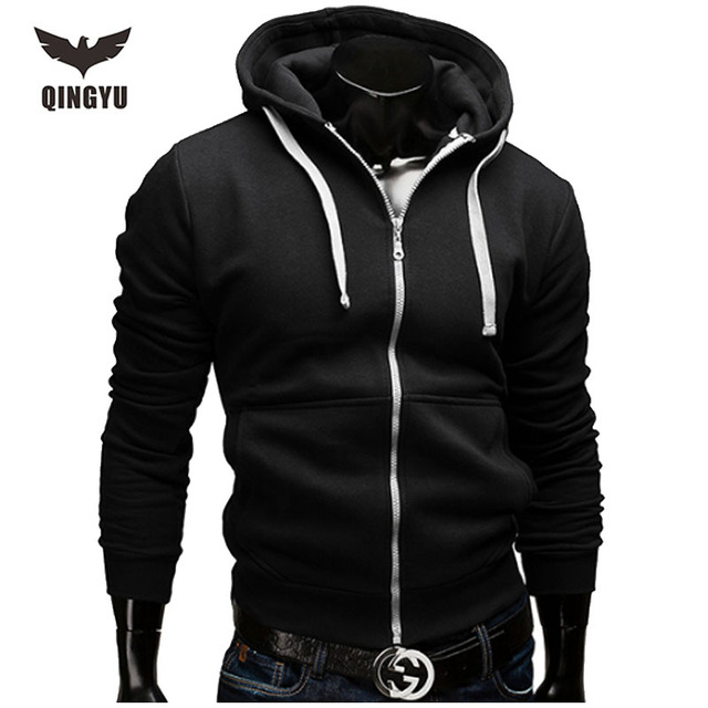 Hoodies Men 2016 Brand Sweatshirt Men Hoodies Fashion Solid Hoodie Mens Cardigan Mens Tracksuits Moleton Masculino Plus Size 3XL