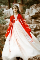 2018 winter hanfu national costume ancient chinese cosplay costume ancient chinese hanfu women hanfu clothes lady chinese stage