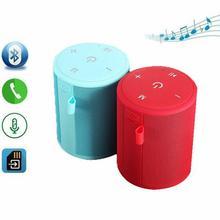 New Arrival T2 Mini Bluetooth Speaker Portable Outdoor Sport Loudersepaker Waterproof Speaker With MIC for Phone Computer Laptop