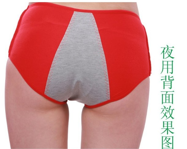 Good Quality Lady Leakproof Physiological Pant In Menstrual Period Briefs As Sexy Ladies Underwear For Female Hygiene Care