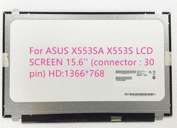 For ASUS X553SA X553S LCD SCREEN 15.6'' (connector : 30 pin) HD:1366*768