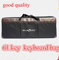 good quality 54 key 61 key keyboard bag electronic organ case  Universal Keyboard package plus cotton thicker portable shoulder