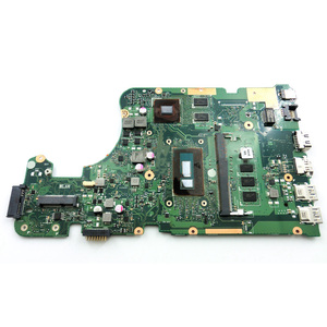 Excellent For ASUS X555LF X555LD Laptop motherboard mainboard With 3.6 i7-5500 CPU 4GB RAM DDR3L MB 100% working