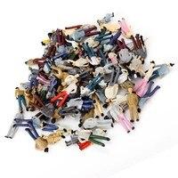 Mxfans 100 unids boutique 1: 75 Básculas pintado a mano modelo personas figura