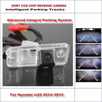 Intelligentized Rückfahrkamera Für Hyundai ix25/Hyundai Creta Rückansicht Back Up/580 Tv-linien Dynamische Führung Tracks