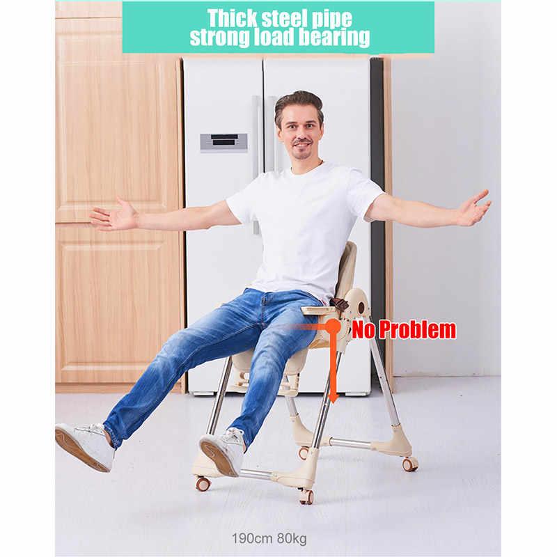 IMBABY высокий стул для кормления ребенка Грудное вскармливание стул kinderstoel kussen дети еды стул со столиком для кормления