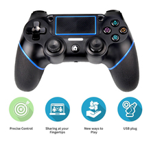 Gamepad For Sony PS4 Controller Bluetooth Vibration Gamepad For Playstation 4 Wireless Joystick For PS4 Games ConsoL