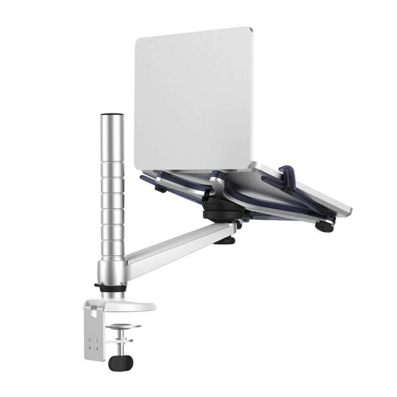 OA 1 Desktop Laptop Stand Height Adjustable Aluminum Alloy Rotating Notebook Holder for MacBook 10 17inch
