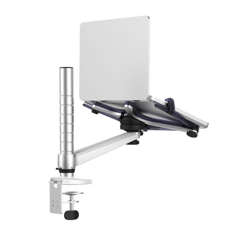 oa 1 desktop laptop stand height adjustable aluminum alloy rotating notebook holder for macbook. Black Bedroom Furniture Sets. Home Design Ideas