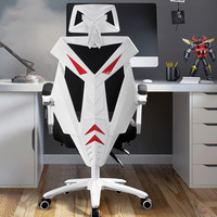 Attachment Computer To Work In An Office Furniture Netting Can Swivel Boss Break Game Electric Gaming Chair