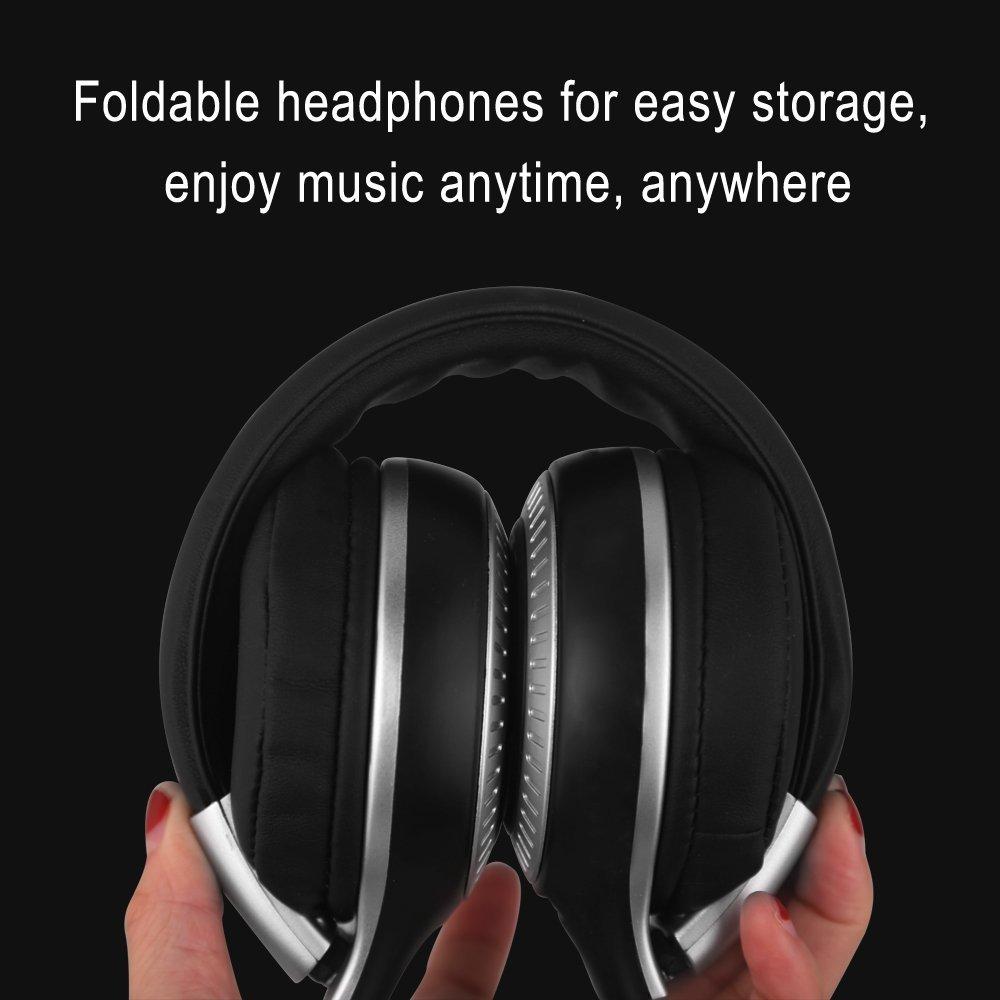 Zealot B20 Wireless Bluetooth Headphone Portable-5
