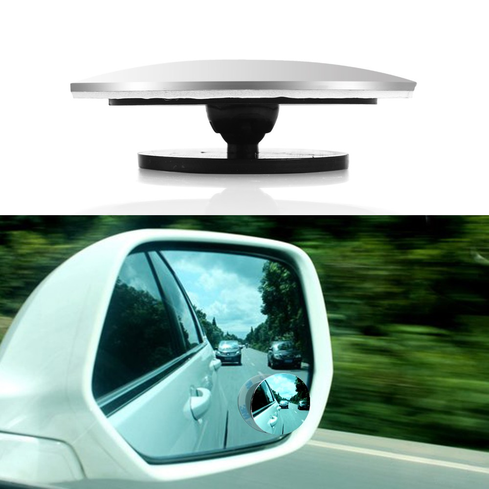 wide-angle rearview mirror