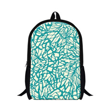 15 2015 Fashion Fresh Lace Denim Womens Canvas Backpack School bag For Girl Ladies Teenagers Casual Travel bags Schoolbag Bagpack