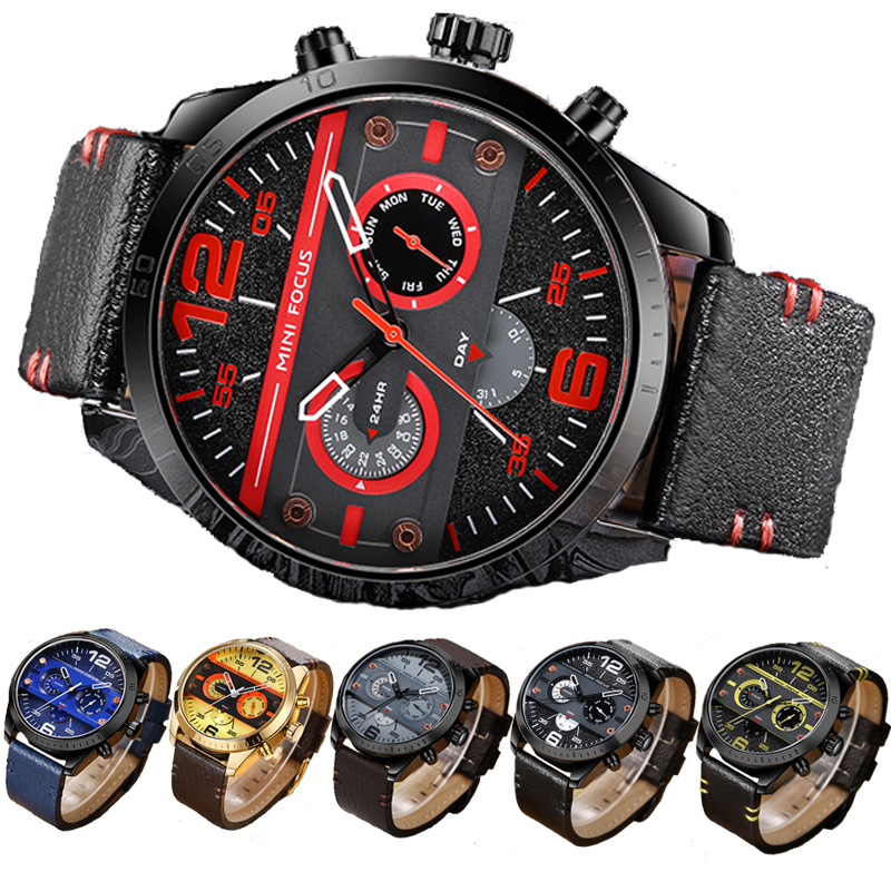 leictory 2019 Best-seller Quartz Watch Male Wrist Watch