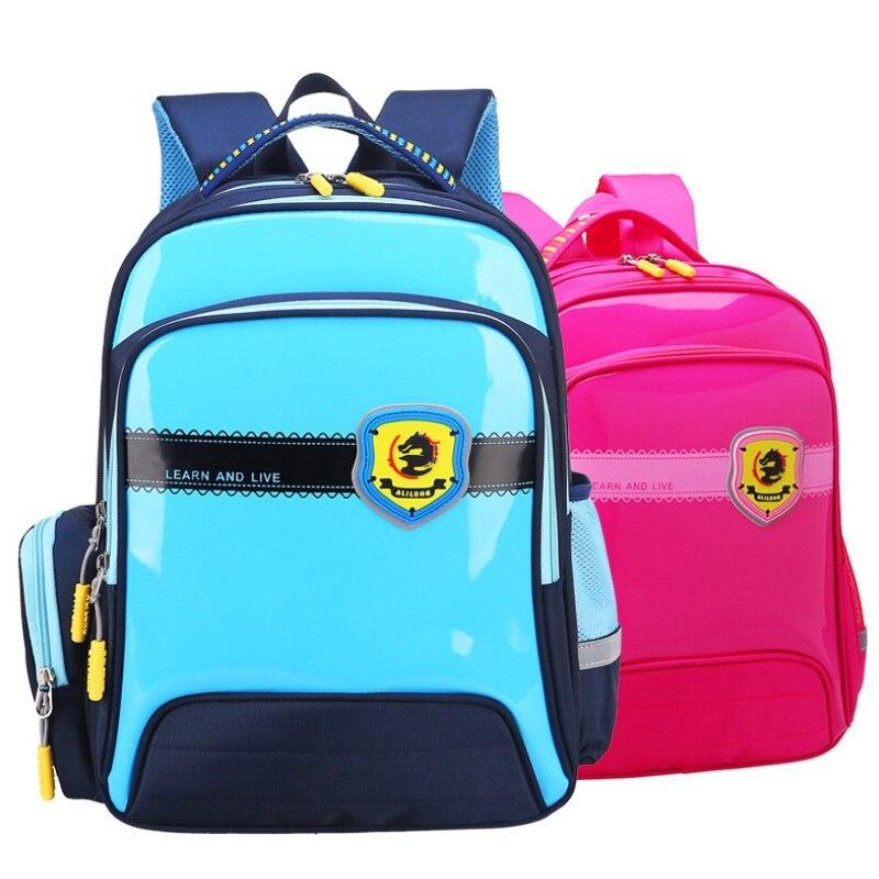 6b4ef485dce5 Новые дети милый медвежонок Детская сумка Детский рюкзак Малый средней школы  класса ...