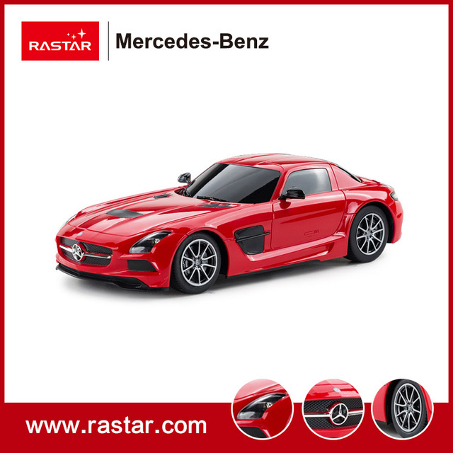 Aliexpresscom  Buy Rastar licensed RC 118 Mercedes Benz SLS
