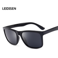 2017 LEIDISEN Men Sunglass TR90 Upgraded Version Coating Classic Fashion Eyewear 100 UV400 Sun Glasses Women