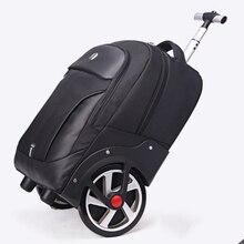 LeTrend, вместительные дорожные сумки для мужчин, деловой чемодан на колёсиках, 20 дюймов, на плечо, чемодан на колесиках, 18 дюймов, сумка для ноутбука на колесиках