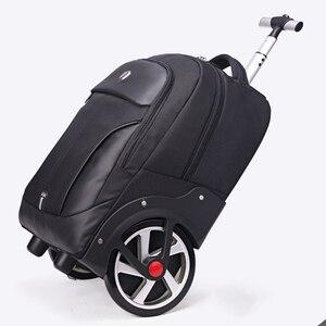 LeTrend/Дорожная сумка, вместительная, для мужчин, деловая, ручная, 20 дюймов, на плечо, 18 дюймов