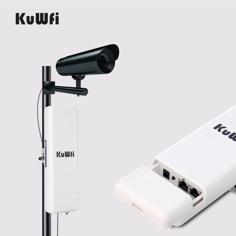 2Km Longue Portée Sans Fil Extérieure CPE routeur wifi 2.4 Ghz 150 Mbps répéteur wi-fi Extender Extérieure routeur AP AP Pont Client Routeur - 6