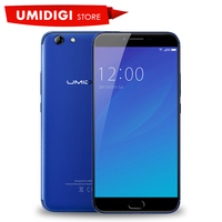 Presale UMIDIGI C Note2 Original Mobile Phone Unlocked MTK6750T 4GB RAM 64GB ROM Cell Phone 4G