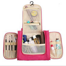 Heavy Duty Waterproof Hanging Toiletry Bag - Travel Cosmetic Makeup Bag Organizer for Women & Shaving Kit Storage bag for Men - DISCOUNT ITEM  37% OFF All Category