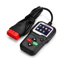 Автомобильный диагностический сканер высокая производительность multi-язык полное OBD2 Функция считыватель Автомобильный сканер штрих-кода двигателя считыватель, измеритель