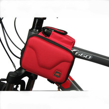 Q158 bicycles bags genuine high-quality mountain bike EVA hard shell package car pack saddle bag on tube package bicycles bags
