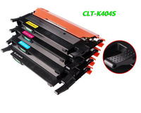 Compatible toner cartridge for Samsung CLT K404S CLT M404S CLT Y404S 404S C430W C433W C480 C480FN C480FW C480W with no chip