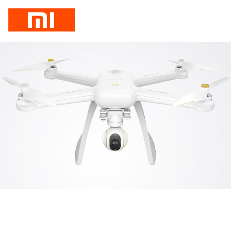 Original Xiaomi Mi Drone RC Quadcopter Spare Parts 4K Version Gimbal HD Camera For RC Camera Drones Accessories Accs 2 pairs set original cw ccw propeller set for xiaomi mi drone 4k version fpv drone rc quadcopter spare parts blades page 8 page 8 page 7 page 8