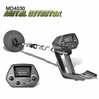 Portable Underground MD 4030 Rilevatori MD4030 Metropolitana Metal Detector Gold Digger Treasure Hunter Metale Beginners Finder